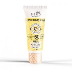Beeo - ApiCare Propolisli Çocuk Güneş Kremi SPF50 80ml