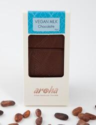 Aroha - Aroha Çikolata - Hindistan Cevizi Sütlü Vegan 80g
