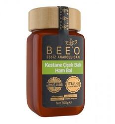 Beeo - Beeo Kestane Çiçek Ham Balı 300g