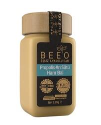 Beeo - Beeo Propolis Arı Sütü Ham Bal 190g