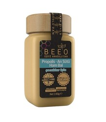 Beeo - Beeo Propolis Arı Sütü Ham Bal - Çocuk 190g
