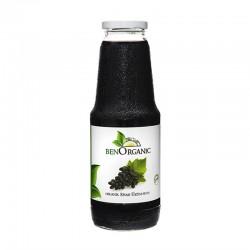 BENORGANIC - BenOrganic Siyah Üzüm Suyu 1 lt