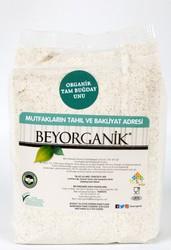 Beyorganik - Beyorganik Organik Tam Buğday Unu 1kg