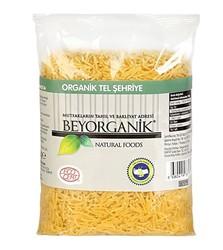 Beyorganik - BeyOrganik Organik Tel Şehriye 250g
