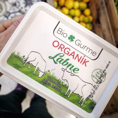Biogurme Organik Labne Peyniri 200 gr