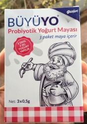 Danem - Büyüyo Doğal Probiyotik Yoğurt Mayası