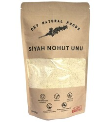 Cey Natural - Cey Natural Siyah Nohut Unu 500g