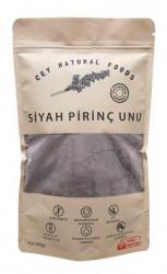 Cey Natural - Cey Natural Siyah Pirinç Unu 500g