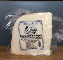 Çıngıloğlu - Çıngıloğlu Klasik Ezine İnek Peyniri 350-380g