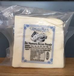Çıngıloğlu - Çıngıloğlu Tam Yağlı Beyaz Ezine Peynir 2 Numara 350-380g