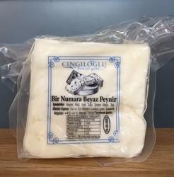 Çıngıloğlu - Çıngıloğlu Tam Yağlı Beyaz Ezine Peynir 1 Numara 350-370g - İstanbul İçi Gönderim