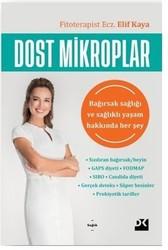 Taze Mutfak - Elif Kaya - Dost Mikroplar Kitabı
