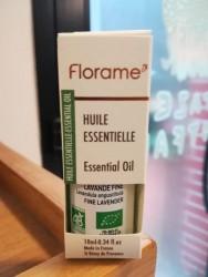 Florame - Florame Organik Lavanta Çiçeği Esansiyel Yağı - Fine Lavender 10ml