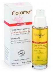 FLORAME - Florame Organik Kuru Cilt Tipleri İçin Yaşlanma Karşıtı Bakım Yağı 30ml