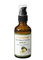 Florame - Florame Organik Avokado- Avocado Kernel Yağı 50ml
