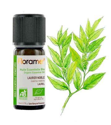 Florame Organik Defne Yaprağı yağı - Laurel 5 ml