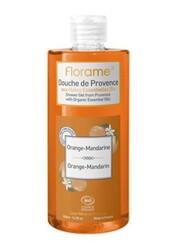 Florame - Florame Organik Duş Jeli - Portakal ve Mandalina 500ml
