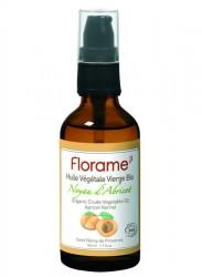 Florame - Florame Organik Kayısı Çekirdeği Yağı 50ml - Apricot Kernel