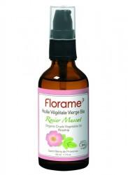 FLORAME - Florame Organik Kuşburnu Yağı- Rosehip 50ml