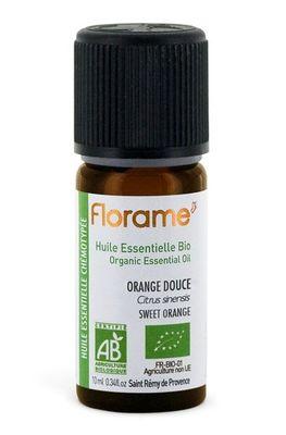 Florame Organik Portakal Esansiyel Yağı - Sweet Orange 10ml