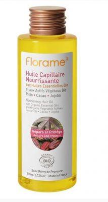 Florame Organik Saç Bakım Yağı Besleyici ve Koruyucu 110ml