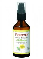 FLORAME - Florame Organik Sarı Kantaron Yağı 50ml
