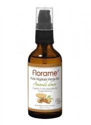 Florame - Florame Organik Tatlı Badem- Sweet Almond Yağı 50ml