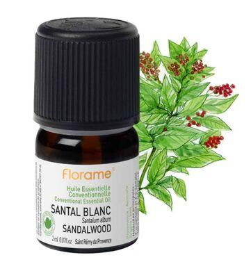Florame Sandal Ağacı Esansiyal Yağı - Sandalwood 2 ml