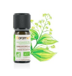 Florame - Florame Organik Tarçın Yağı - Cinnamon Tree Verum 5 ml