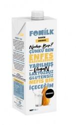FOMİLK - Fomilk Şekersiz Badem Sütü 1lt
