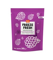 Freeze Fresh - Freeze Fresh Böğürtlen 20g