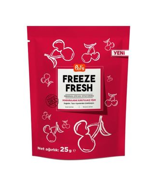 Freeze Fresh Vişne 25g