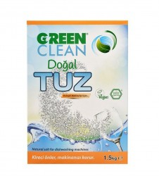 GREENCLEAN - Green Clean Bulaşık Makinesi Tuzu 1500ml