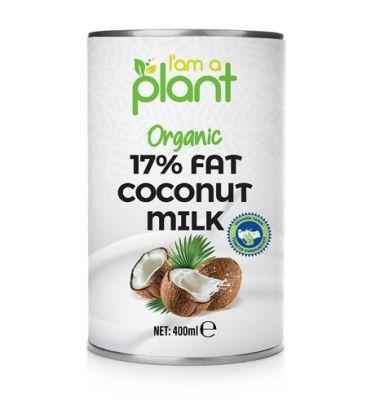 Güzel Gıda Organik Hindistan Cevizi Sütü 400ml