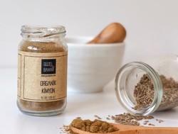 Güzel Gıda - Güzel Gıda Organik Kimyon 45g