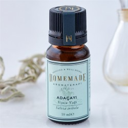 Homemade - Homemade Adaçayı Uçucu Yağı 10 ml
