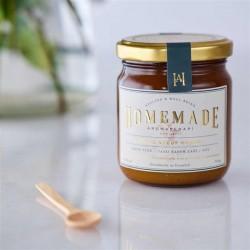HOMEMADE - Homemade Güllü Vücut Ovması %100 saf Gül Uçucu Yağı ile 300ml