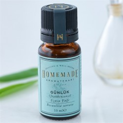 Homemade - Homemade Günlük (Frankincense) Uçucu Yağı 10 ml