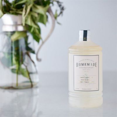 Homemade Kekik Suyu ile Hazırlanmış Temizlik Sirkesi - 1 lt
