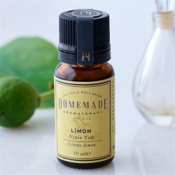 HOMEMADE - Homemade Limon Uçucu Yağı (Citrus limonum) 10ml