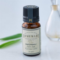 HOMEMADE - Homemade Patchouli Uçucu Yağı 10 ml
