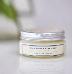 HOMEMADE - Homemade Shea Butter Ayak Kremi