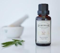Homemade - Homemade Kuşburnu Çekirdeği Yağı 30 ml Soğuk Sıkım