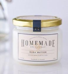HOMEMADE - Homemade Soğuk Sıkım Shea Butter 250gr