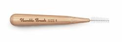 HUMBLE - Humble Bamboo Arayüz Fırçası 1 (0,45mm) Turuncu - 6 adet