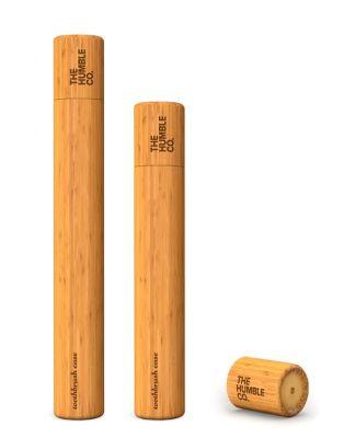 Humble Bambu Diş Fırçası Saklama Kabı - Çocuk