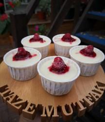 Taze Pastane - Glutensiz Muffin Muhallebili (5 adet) (tp)