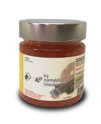 KOCAMAAR - Kocamaar Limon Tarçın Marmelatı 265g - Şekersiz