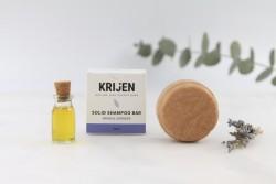 Krijen - Krijen Argan & Lavanta Katı Şampuan 100g