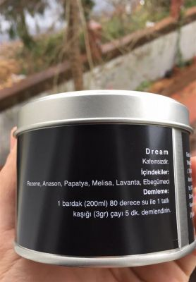 L Tea Atelier Dream Çayı 55 gr